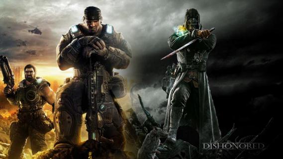 """Nadciągają odświeżone """"Gears of War"""" i """"Dishonored"""""""