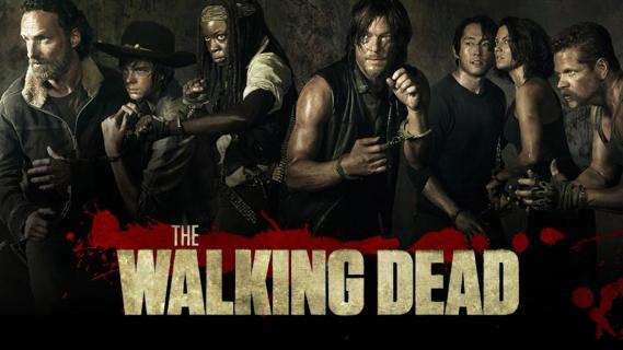 """Logo """"The Walking Dead"""" gnije z każdym upływającym sezonem"""