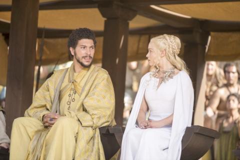 """Prezes HBO o przemocy w serialu """"Gra o tron"""""""