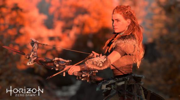 """""""Horizon: Zero Dawn"""" wymagająca dla gracza"""