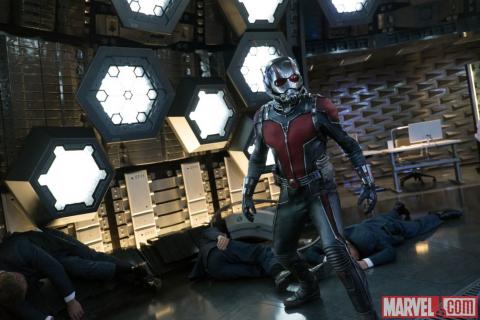 """""""Ant-Man"""": Mały, zabawny, ale z nóg nie zwala – recenzja"""