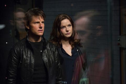 Mission: Impossible 7 – Rebecca Ferguson powróci w obsadzie