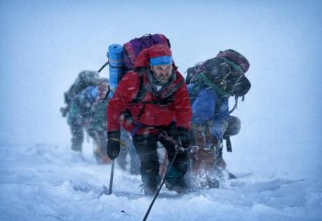 """""""Wszystko za Everest"""" – książka, która zainspirowała twórców """"Everest"""""""