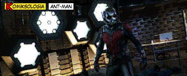 """""""Ant-Man"""" – odniesienia do komiksów"""