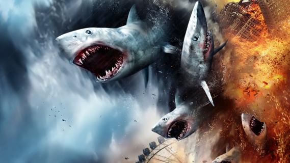 """The Asylum i """"Rekinado"""": Kto stworzył latające rekiny?"""