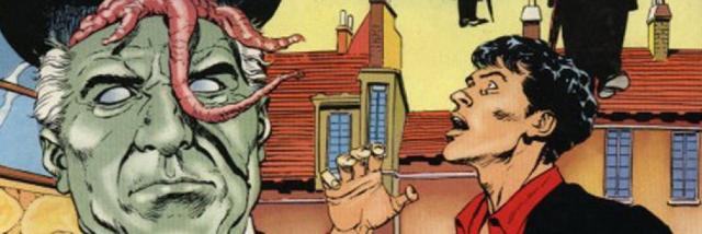 """""""Dylan Dog: Golkonda! Piąta pora roku"""": Halucynogenny mrok – recenzja"""