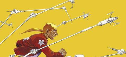 """Komiks SF """"Incal"""" powróci na jesieni"""