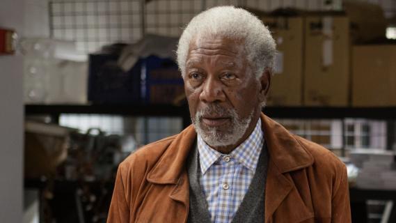 Morgan Freeman zachowa nagrodę za całokształt twórczości mimo oskarżeń o molestowanie