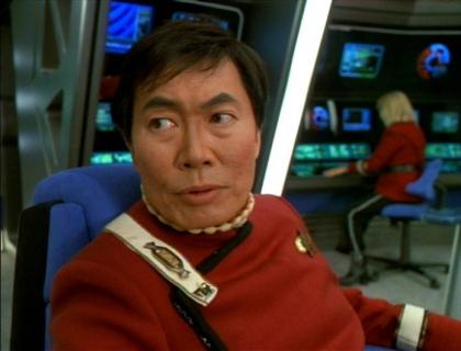 Star Trek - serialowy Sulu, George Takei podekscytowany pomysłem Tarantino