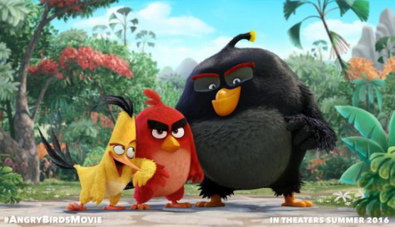 """""""Angry Birds"""" – nowe zdjęcia z filmu animowanego"""
