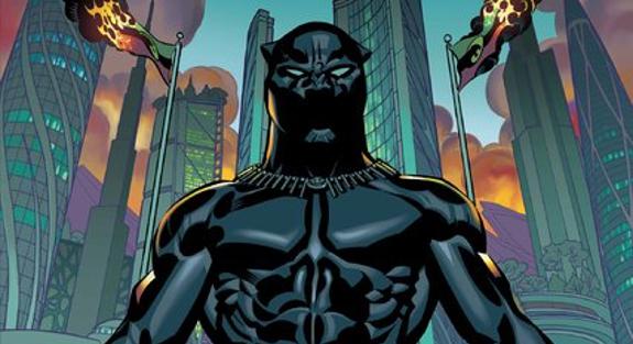 Czarna Pantera dostanie własną serię komiksową