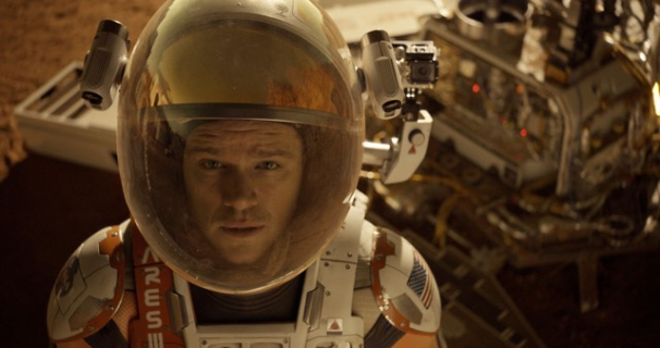 """Marsjanin"" – nowy klip z filmu science fiction"