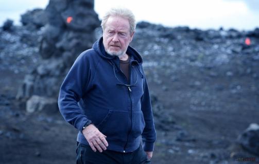 Ridley Scott uhonorowany za wkład w rozwój kinematografii