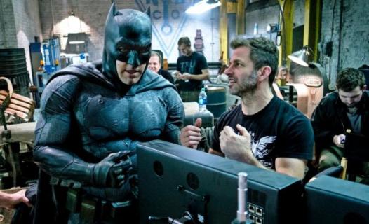 Zack Snyder o przyszłości filmów o superbohaterach