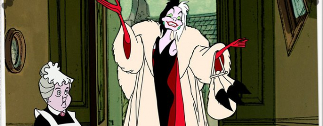 Emma Stone negocjuje rolę Cruelli de Mon z 101 Dalmatyńczyków – zobacz fanart