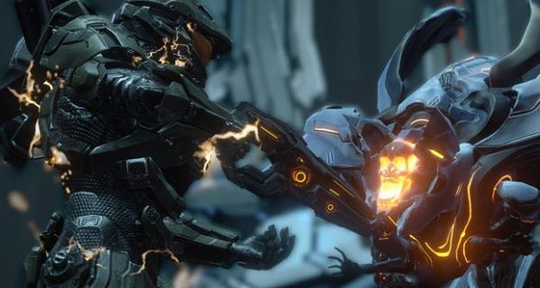"""""""Halo 5: Guardians"""" – spoilerowy gameplay z kampanii"""