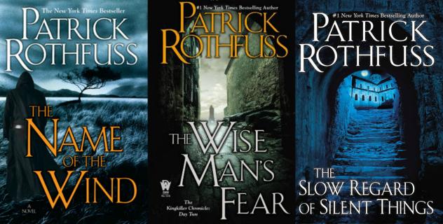 """Rothfuss: """"Kroniki królobójcy"""" – będą ekranizacje cyklu fantasy"""