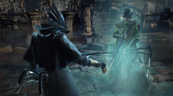 Odmieniona kooperacja w aktualizacji Bloodborne