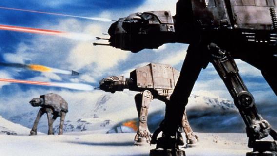 Gwiezdne Wojny: Imperium Kontratakuje - film ma 40 lat! Plakat celebrujący wydarzenie