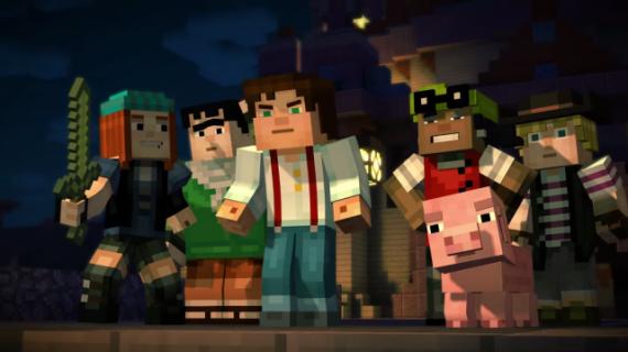 Minecraft: Story Mode – recenzja gry