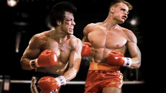 Rocky 4 – Dolph Lundgren prawie zabił Sylvestra Stallone na planie