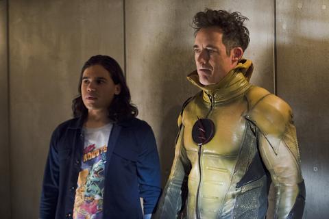 Flash: sezon 2, odcinek 7 – recenzja