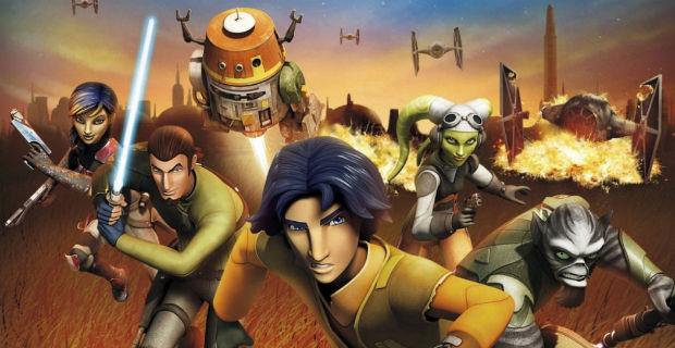 Kultowa postać ze starego Expanded Universe w Star Wars Rebeliantach?
