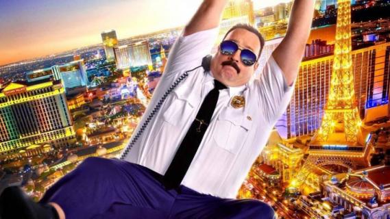 Oficer Blart w Las Vegas – recenzja DVD