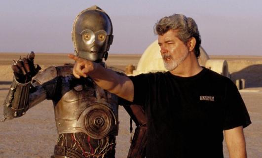 George Lucas – Gwiezdne Wojny i reszta życia – recenzja książki