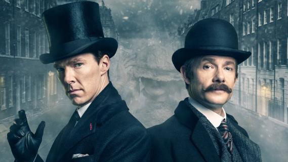 Sherlock i upiorna panna młoda – recenzja