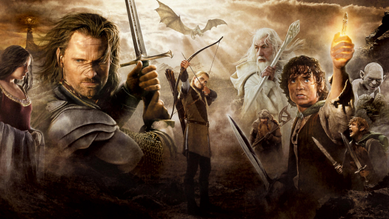 Nie Sauron, nie Gandalf. Kto jest najpotężniejszą istotą w Śródziemiu?