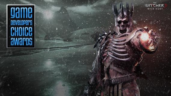 Wiedźmin 3: Dziki Gon z nominacjami na Game Developers Choice