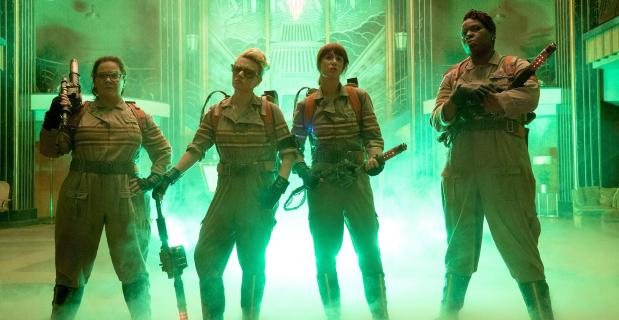 Ghostbusters. Pogromcy duchów – recenzja