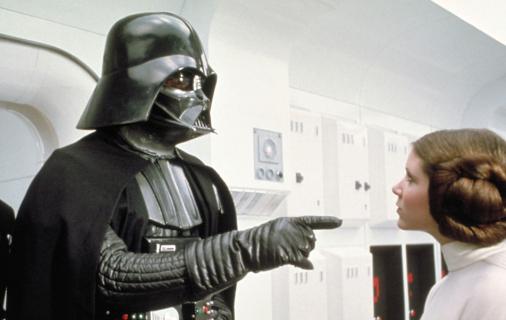 Darth Vader powróci w filmie Rouge One?