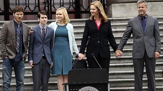 Teaser nowego serialu politycznego The Family