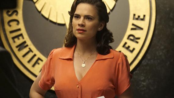 Hayley Atwell dosadnie: To ABC jest winne skasowaniu serialu Agentka Carter