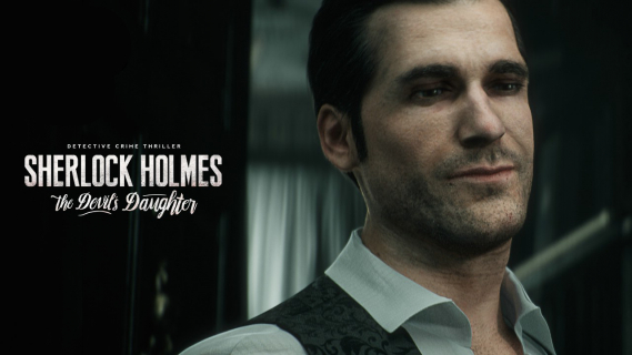 Sherlock Holmes: The Devil's Daughter – nowy zwiastun gry