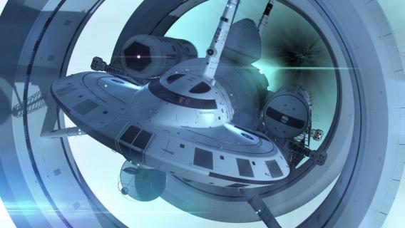 Science fiction staje się rzeczywistością. Oto IXS Enterprise