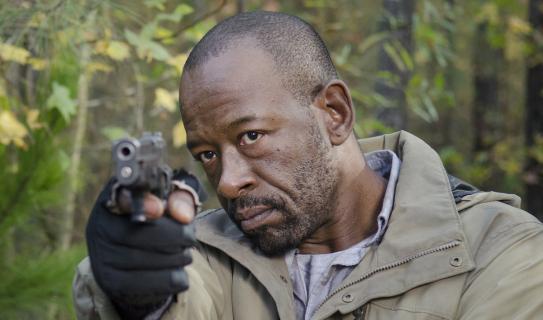 Morgan wierzy w happy end, ja nie – rozmawiamy z Lenniem Jamesem z The Walking Dead