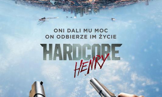Hardcore Henry: Pierwszoosobowa masakra – recenzja