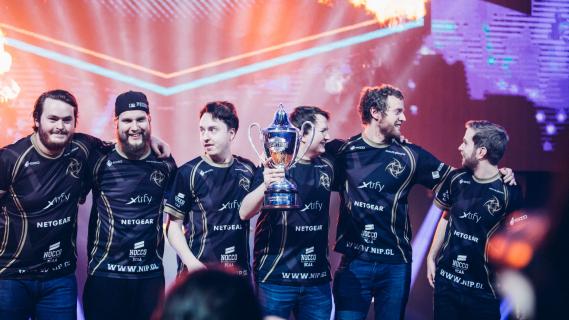 Ninjas in Pyjamas wygrywa DreamHack Masters Malmö 2016