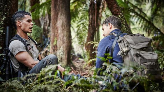 Hunters: sezon 1, odcinek 3 – recenzja