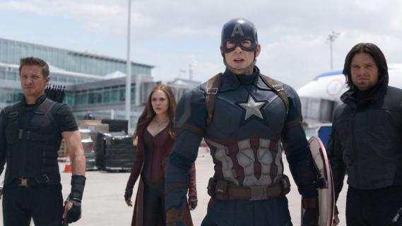 Box Office: Kapitan Ameryka: Wojna bohaterów wygrywa weekend