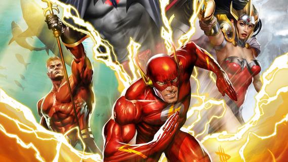 Uniwersum filmów animowanych DC – przewodnik