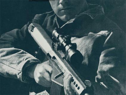 Zobacz pierwszy, intrygujący plakat Księgowego z Benem Affleckiem