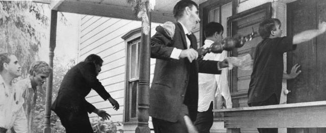 George A. Romero. Amerykańska groza, groźna Ameryka