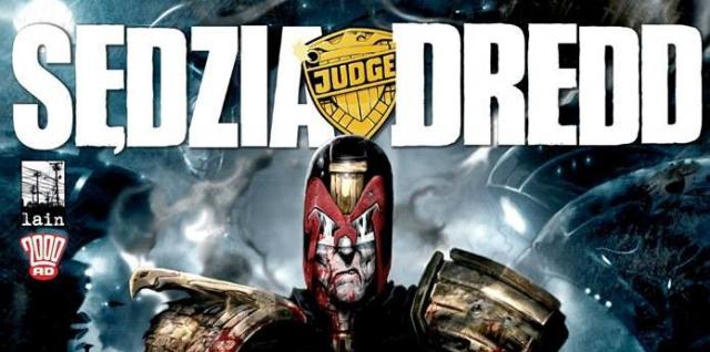 Zobaczcie plansze ze zwariowanego komiksu Heavy Metal Dredd