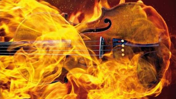 Igrając z ogniem: Gerritsen nadal na topie– recenzja