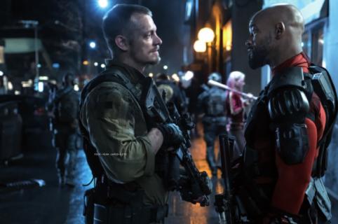 Box Office: Legion samobójców z dużym spadkiem. Sukces Sausage Party