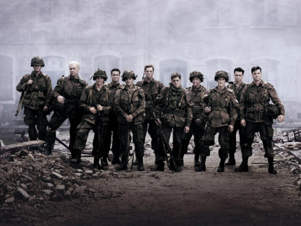Kompania braci - będzie kontynuacja! Apple zamawia serial od Hanksa i Spielberga